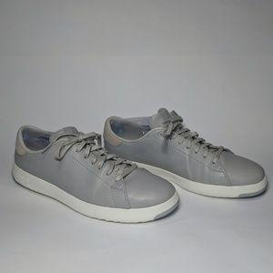 Cole Haan | Grandprø tennis sneakers silverfox 9.5